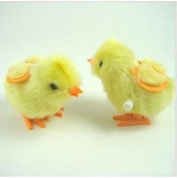 Wholesale baby toys and gift educational the chicken jumping running hand to model baby mother hot sales