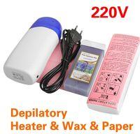 Free gift! Depilatory Pro Roll- On Refillable Heater Wax Waxi...