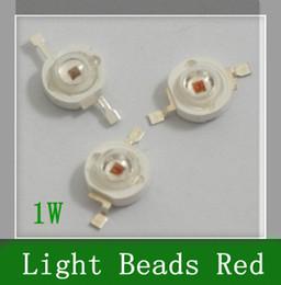 20PCS 1W High Power LED Light Beads Red