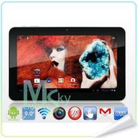 9 pouces Android 4.0 Sanei N91 Elite Tablet PC Allwinner A13 512M 8G WIFI double caméra