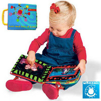 Wholesale Baby Hand Cloth Book Manhattan Toy cm Can Put inch Photo Into Children Zebra Picture Frame