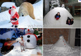 Wholesale DIY Artificial Instant Snow Powder Simulation snow Indoor outdoor Christmas Decoration