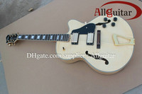 Wholesale natural custom Archtop L5 jazz Hollow electric guitar China Guitar