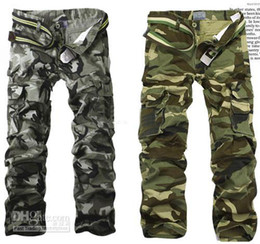 Wholesale New CASUAL MILITARY ARMY CARGO CAMO COMBAT WORK PANTS TROUSERS SIZE