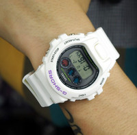 Wholesale New G shors watches Same LED digital Christmas colors Sports Display Sample order