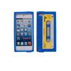 Cassette Tape Silicone Soft Back Cover Case For Ipod Touch 5 5g