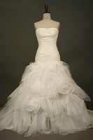 Cheap Ball Gown wedding dress Best Real Photos Portrait real model