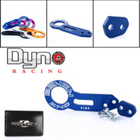 Wholesale Double face in BENEN logo Rear Tow Hook red blue black silver golden purple