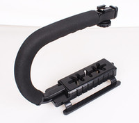 Wholesale Camera Camcorder Stabilising Handle Hand Grip for Canon Sony Panasonic DSLR X DV