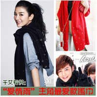 Wholesale Fashion Women Retail Autumn Winter Warm Scarf Men Shawl Unisex Lover s Scarves