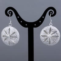 Wholesale So great Silver earring NEW Fashion Lowest price gt Mix order Dangle amp Chandelier Earring CE A