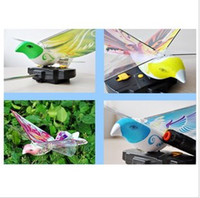 Wholesale RC Bird Children Toys Christmas toys gift Electric remote control to the birds of the air