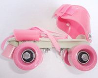 Wholesale Inline Roller Skates Shoes Skating Adjustable Ice Slippery Wear resisting brake Sports Double
