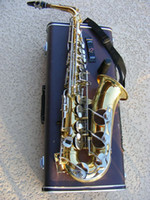 Wholesale best Newest beautiful Alto Saxophone hot Alto Saxophone PLAYS GREAT in stock