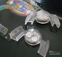 20pcs LED light, LED flashing mouth guard,mouth light, promotion for halloween gift ,party gift