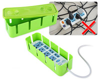 baby organizations - Cable Wire Outlet Storage Box Baby Security Power Supply Plug Child Against Electric Shock Organization box