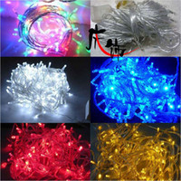 Wholesale Free Pieces NEW M LED V String Decoration Light For Wedding Christmas Party