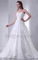 designer wedding dresses - Designer Wedding Dress Bridal Gown Real Image