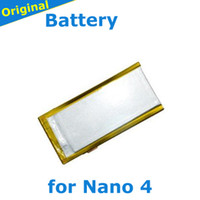 Wholesale original replacement part for ipod nano th gen internal battery