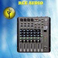 Wholesale RCE Audio Mixer Consoles Stage DJ Equipment Pro Audio System