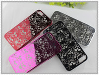 Wholesale For Iphone G Hard Case Cover Skull Danse Macabre Skeleton Gathering