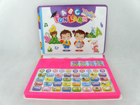 Wholesale Y Book ABC English Educational Toys For Baby Y Pad Series English Learning Book Toys With colour pages