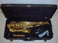 Wholesale best Newest beautiful Professional Alto Saxophone Sax w case hot Alto Saxophone PLAYS GREAT