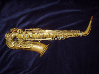 Wholesale best Newest Z UNLACQUERED ALTO SAXOPHONE EXCELLENT PLAYS GREAT in stock