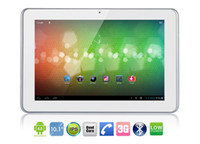 Wholesale Christmas Sanei N10 G Qualcomm Dual core Tablet pc WCDMA Phone Call IPS Bluetooth GPS