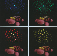 Wholesale Nursery Lamp Turtle Projector Lamp Twilight Turtle Night Light Baby Care CM
