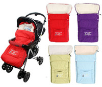 Wholesale Baby stroller Winter Sleeping Bags Baby pram sleeping bag bags infant sleeping sacks