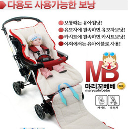 Wholesale stroller sleeping bag basket baby sleeping bag multifunction children sleeping bags