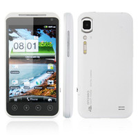 Wholesale Original HOT deblocking android B2000 MTK6573 GPS WIFI bluetooth G quot smartphone