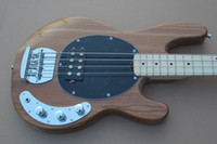 Wholesale Free Ship New or Strings Electric Bass Guitar Original wood Bass Guitars