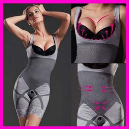 Wholesale Bamboo Fiber Slim N Lift Shapers Shape Slimming Antibacterial And Elastic Bodysuits