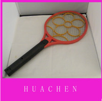 Wholesale Anti mosquito shoot Mosquito racket electronic insect killer swatter
