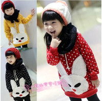 Wholesale NEW hoodies Cartoon cotton tops kids fashion cute outwears children garment black yellow lcazsz q8