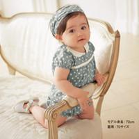 Halloween baby girl teddy - Baby romper Girl s blue romper with white dot Children sportswear headpiece teddy