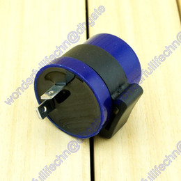 6V 12V 2 Pin Motorcycle Motorbike Flasher Relay Turn Signal Indicator with Beeper Free shipping