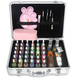 Wholesale Tattoo Body Painting Glitter Deluxe colors Kit Glitter Tattoo Kit GBL PH K006 From USA Warehouse