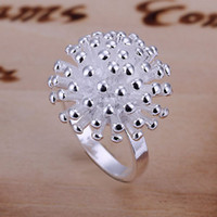 Wholesale Factory Price Cheap Jewelry Silver Plated Nickel Free Christmas Gift Engagement Wedding Ring For Women YJ001
