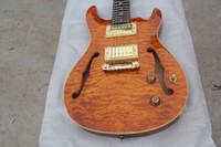 Solid Body guitar body - HOT New PRSSSS Custom Sunburst Solid Body Guitar Strings Electric Guitars