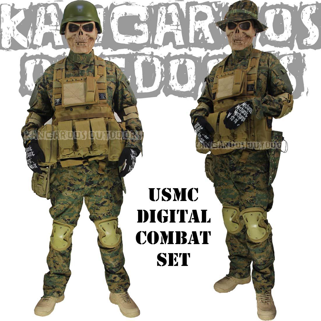 Marine Corps Combat Utility Uniform  Militarycom