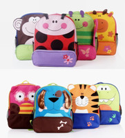Wholesale NEW ARRIVAL Children backpacks bags Children Animal backpack bag kids backpacks cartoon BAG backpack