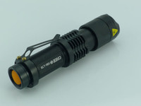 Wholesale 1000 lumens CREE XM L T6 LED Zoomable Adjustable Focus Modes Aluminum alloy Flashlight Torch