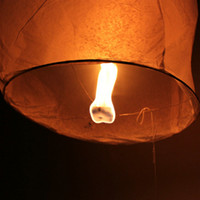 lantern paper - Cylinder Shape Fire Sky Chinese Lanterns Paper Light Ship From USA