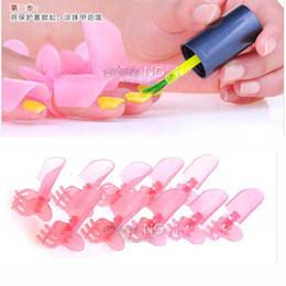 Nueva Nail Art Nail Pink Accesorios Protección Polaco para la manicura del clavo de DIY Artes Freeshipping # 6238