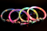 Wholesale new Christmas gift led bracelets led fashion bracelets