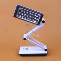 Wholesale New LED Rechargeable Touch Switch Foldable Reading Table Lamp Desk Light