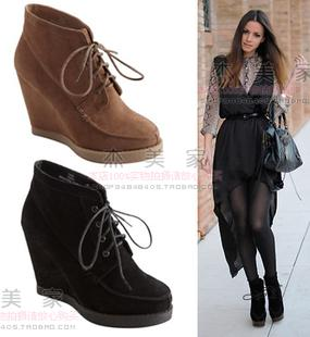 Ankle Boots Match for All Seasons and Style Black Over The Knee Boots